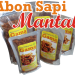 Abon Sapi Mantab (www.grosirabon.com)