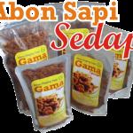 Abon Sapi Sedap (www.grosirabon.com)