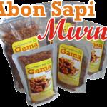 Abon Sapi Murni (www.grosirabon.com)